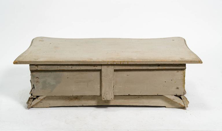 Italian Baroque Bench For Sale 2