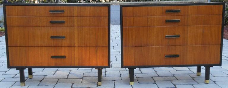 Pair of Harvey Probber dressers.