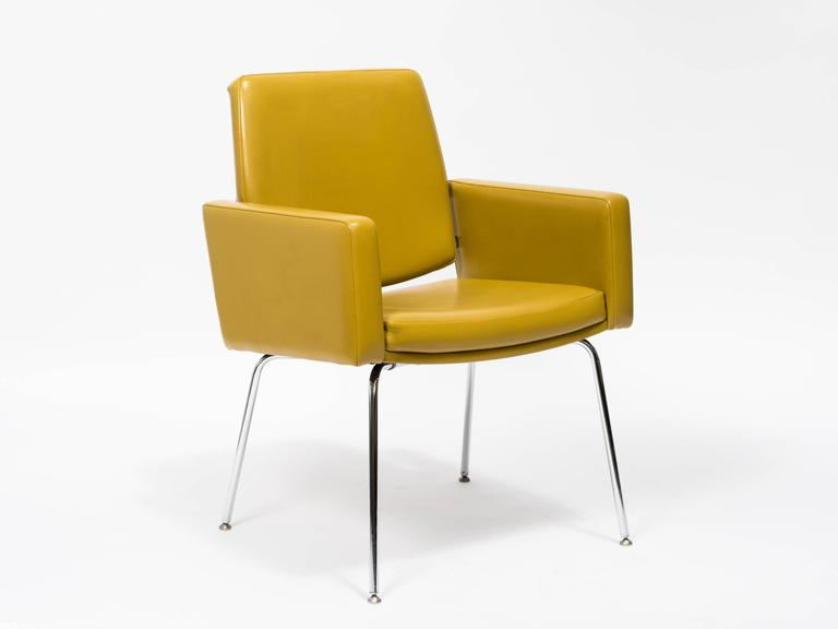 Pair Of Italian Modern Armchairs For JG Furniture For Sale At 1stdibs
