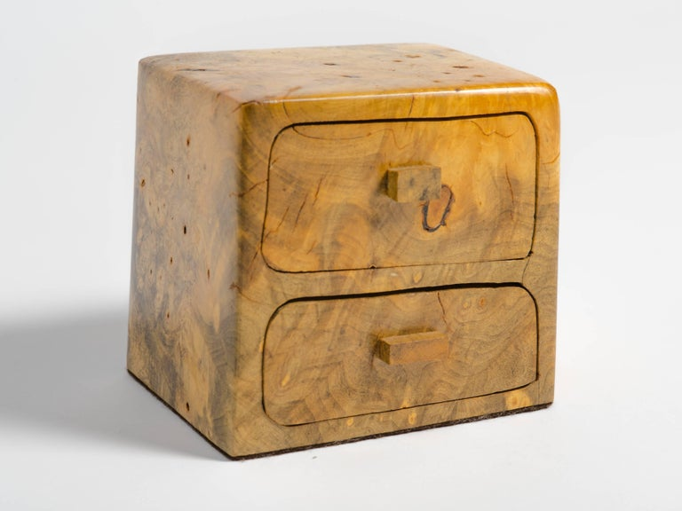 Birds Eye Maple Box For Sale At 1stdibs