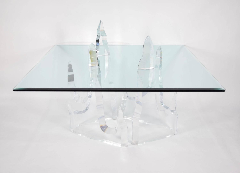 Iceberg dining room
