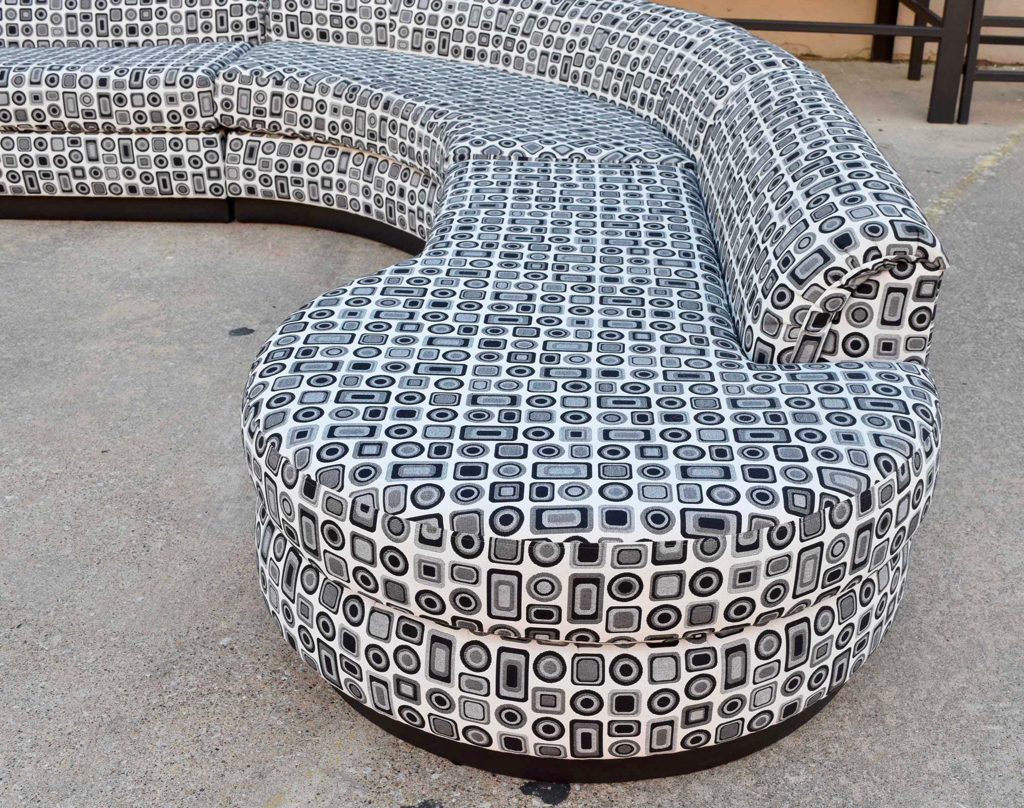 Sectional by Vladimir Kagan for Directional at 1stdibs