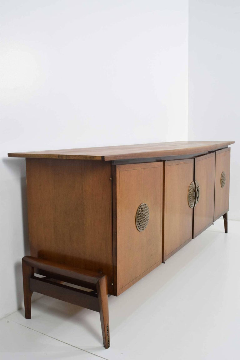 Sideboard By Hobey Helen For Baker Furniture For Sale At 1stdibs