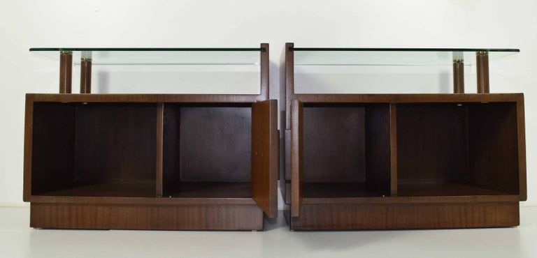 American Gilbert Rohde Nightstands For Sale