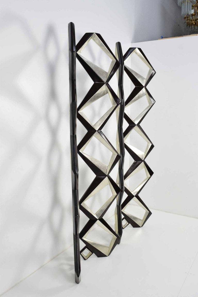 Mid-Century Modern Room Divider In Good Condition For Sale In Dallas, TX