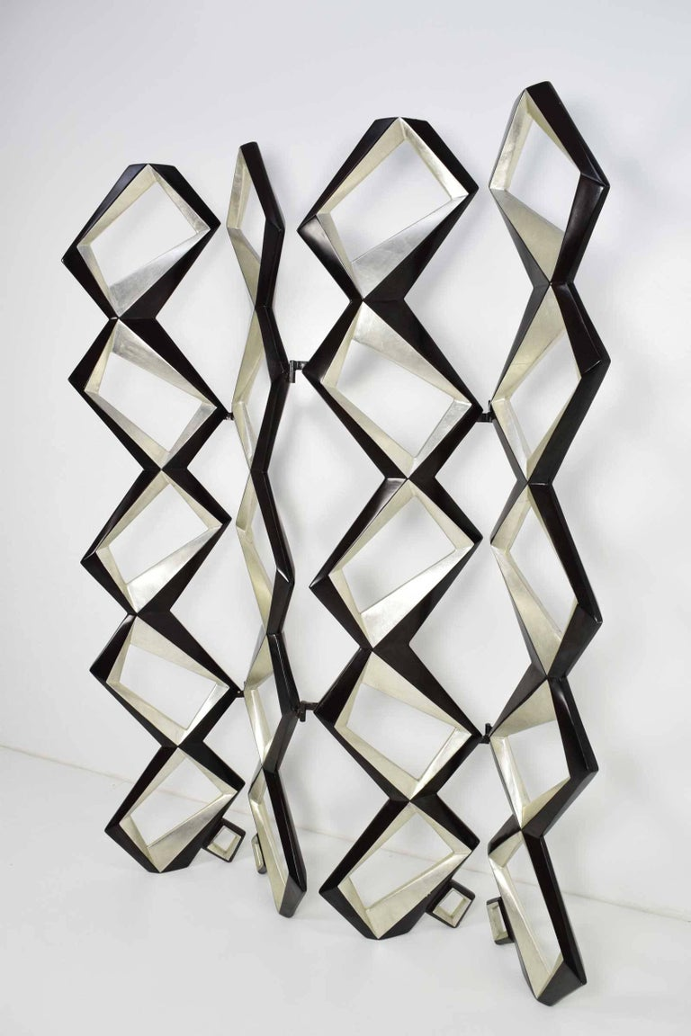 20th Century Mid-Century Modern Room Divider For Sale