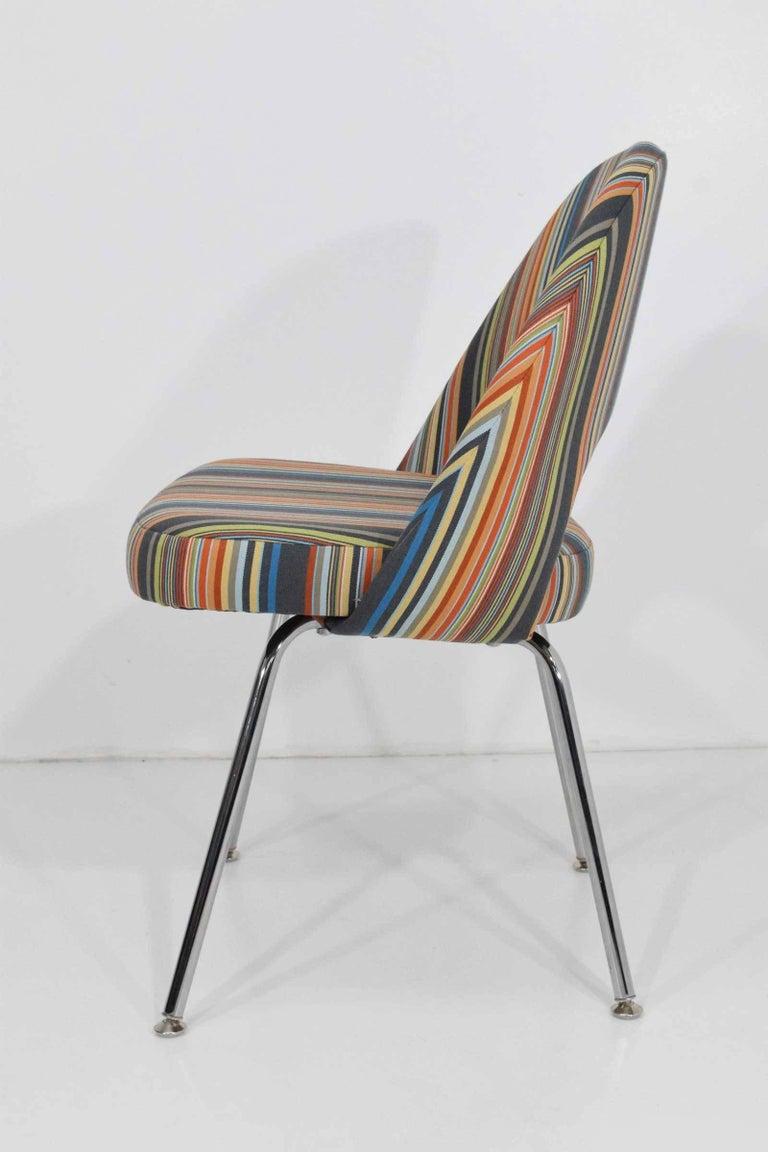 American Eero Saarinen for Knoll Executive Chairs For Sale