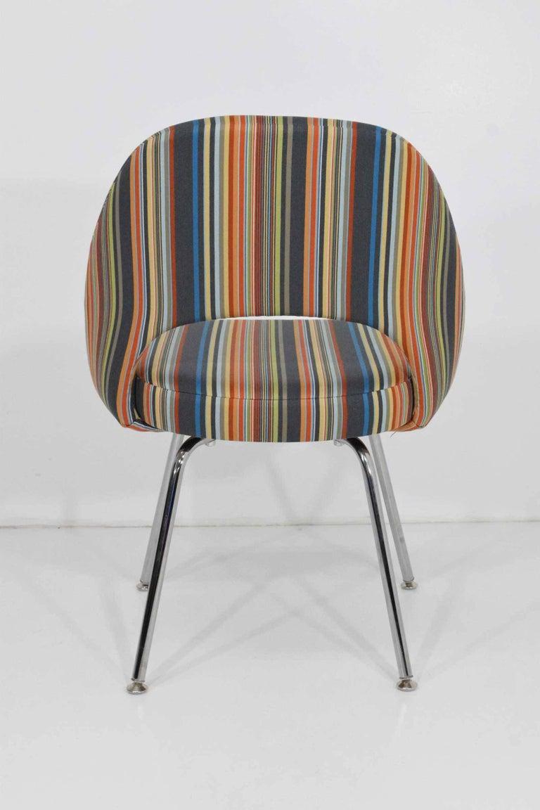 Mid-Century Modern Eero Saarinen for Knoll Executive Chairs For Sale