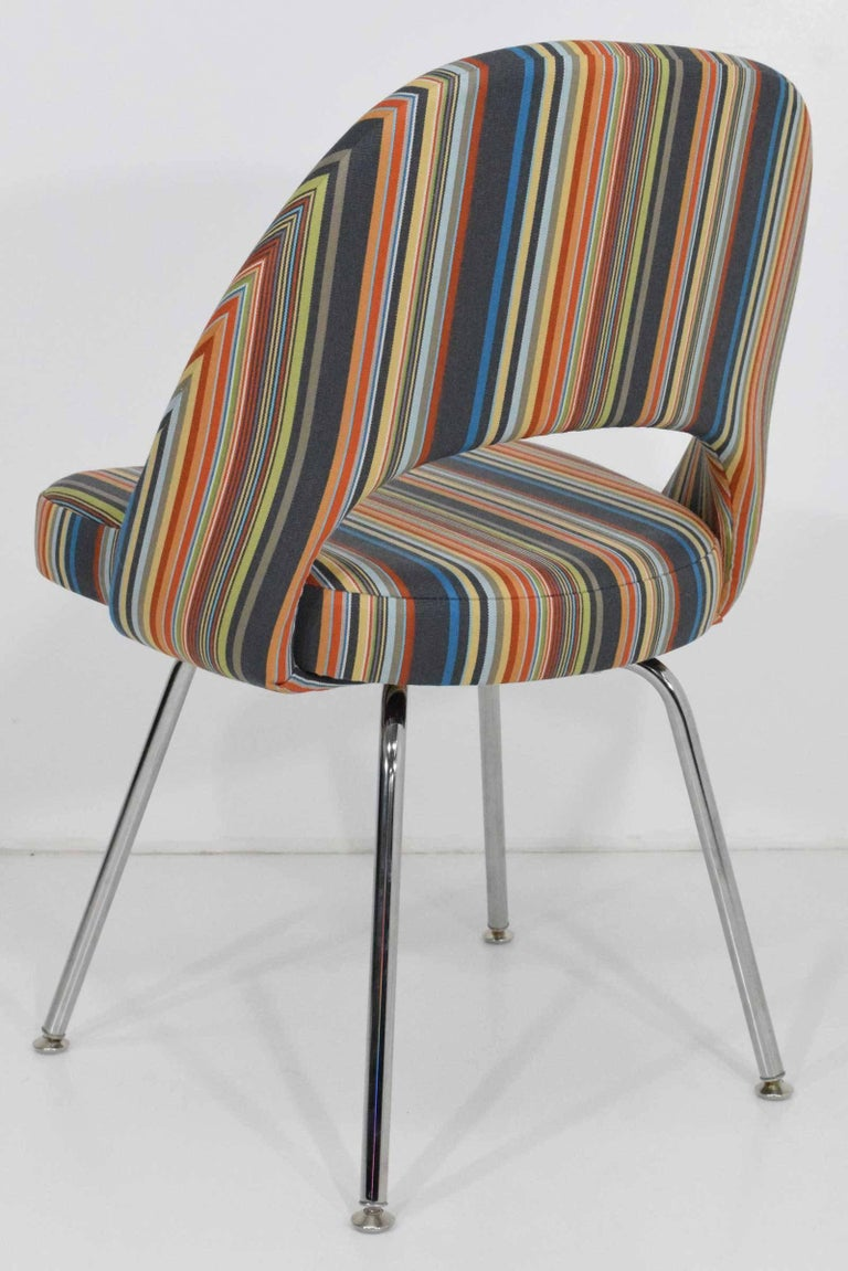 20th Century Eero Saarinen for Knoll Executive Chairs For Sale