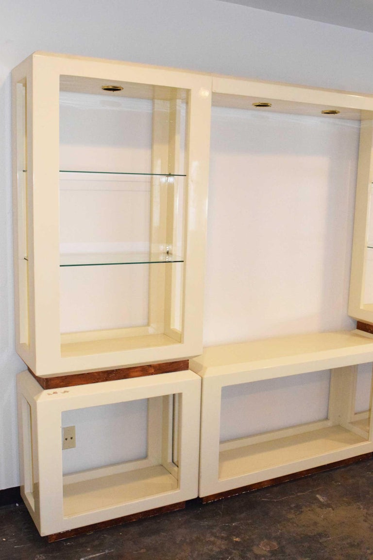 American Harvey Probber Wall Unit For Sale