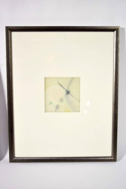 Modern Pair of Artworks by Chaco Terada For Sale
