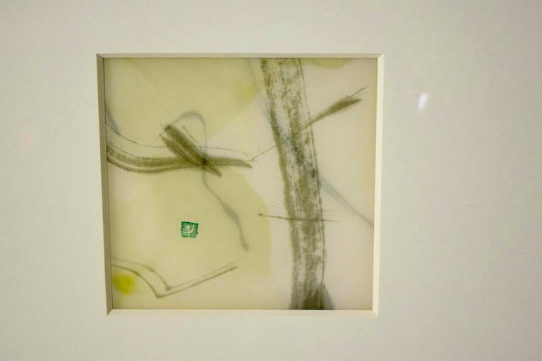Pair of Artworks by Chaco Terada In Good Condition For Sale In Dallas, TX