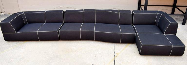 A Practically Brand New B Italia Sofa The