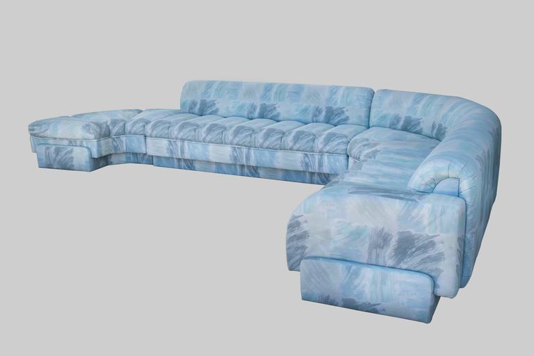 Custom Vladimir Kagan Sectional Sofa for Directional 3