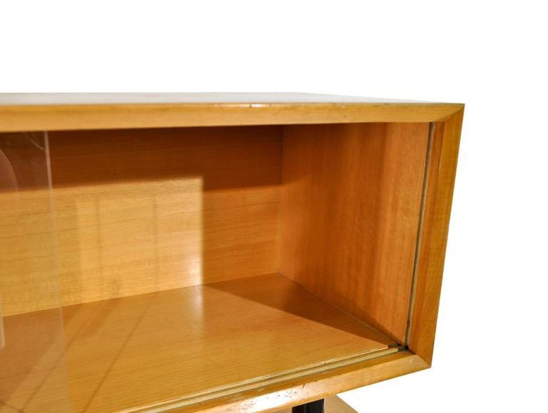 Mid-Century Three-Tiered Cabinet 2