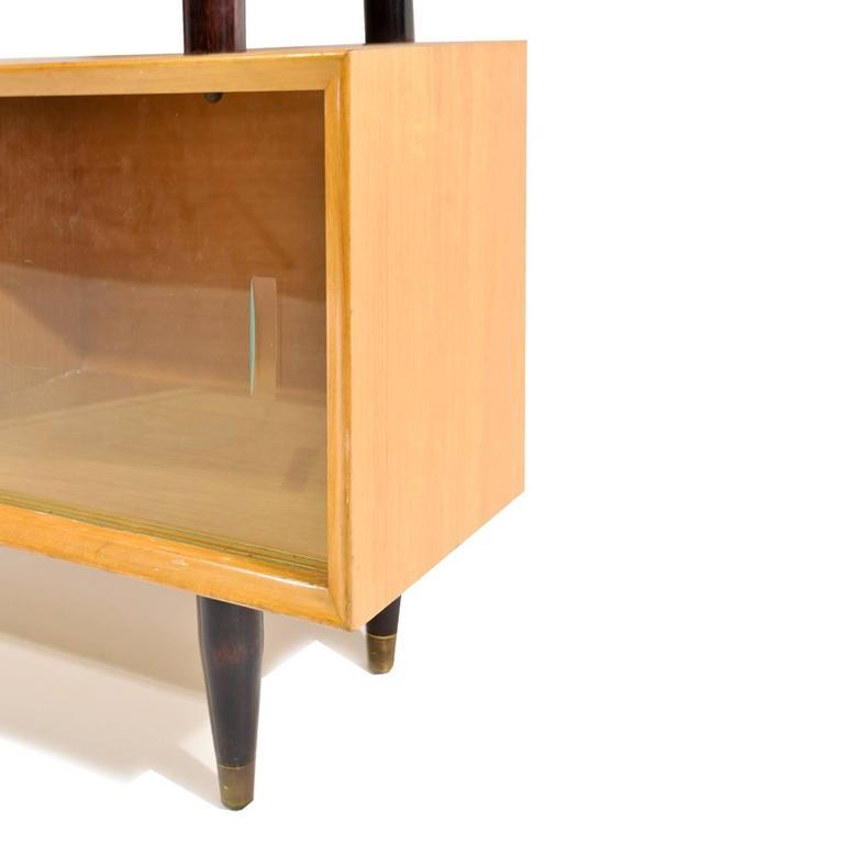 Mid-Century Three-Tiered Cabinet 3