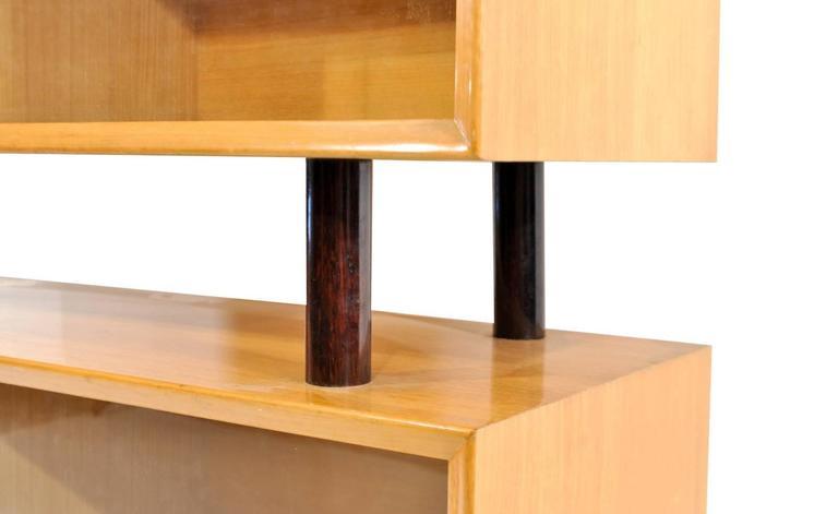 Mid-Century Three-Tiered Cabinet 4