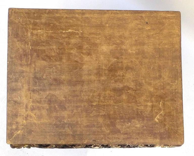 Chinese Export Parcel-Gilt Coffee Table 6