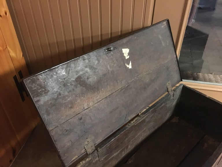 Early 19th Century Scottish Chest For Sale 2