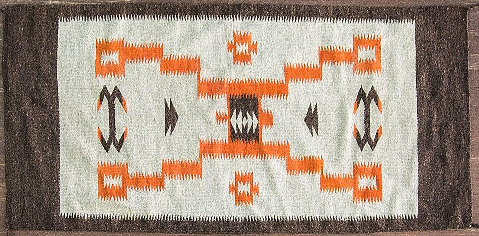 Navajo rug patterns Southwestern Design Storm Pattern Navajo Rug C1930 In Excellent Condition The Storm Pattern Is Pinterest Storm Pattern Navajo Rug Circa 1930 For Sale At 1stdibs