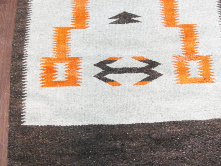 Storm Pattern Navajo Rug Circa 1930 For Sale At 1stdibs