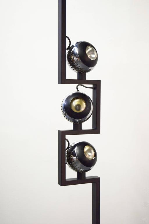20th Century Italian Floor Lamp by Angelo Lelli for Arredoluce For Sale