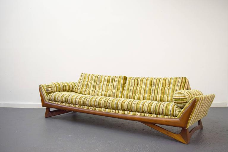 Adrian Pearsall for Craft Associates sofa.