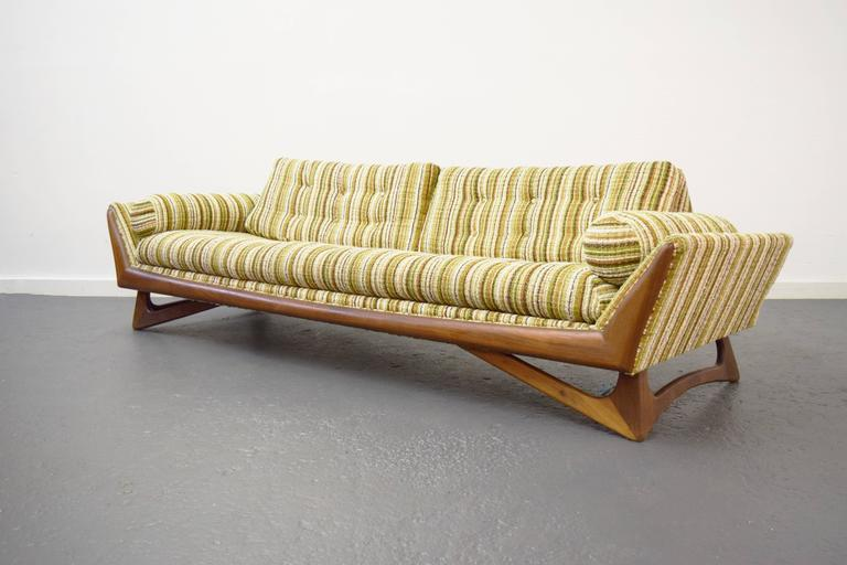 Mid-Century Modern Adrian Pearsall for Craft Associates Sofa For Sale
