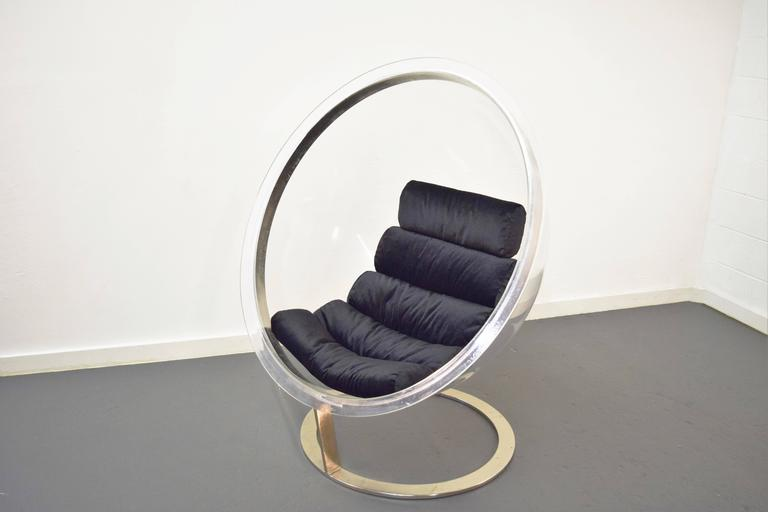 Mid-Century Modern Bubble Lounge Chair by Christian Daninos For Sale