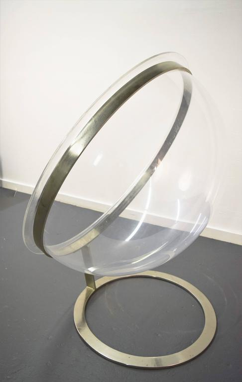 Bubble Lounge Chair by Christian Daninos For Sale 2