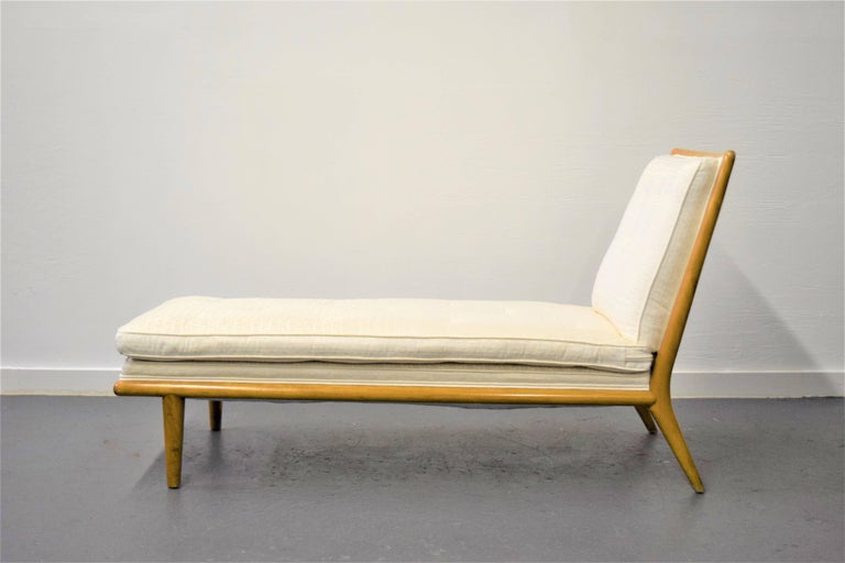 Robsjohn-Gibbings Chaise Lounge for Widdicomb 2