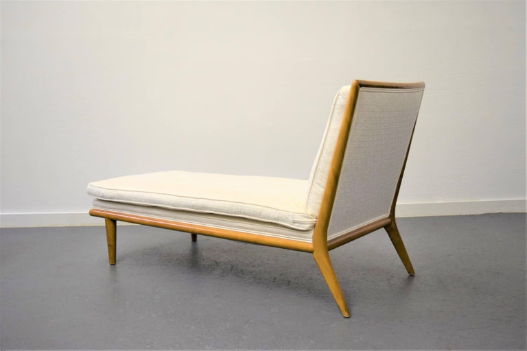 Robsjohn-Gibbings Chaise Lounge for Widdicomb 3