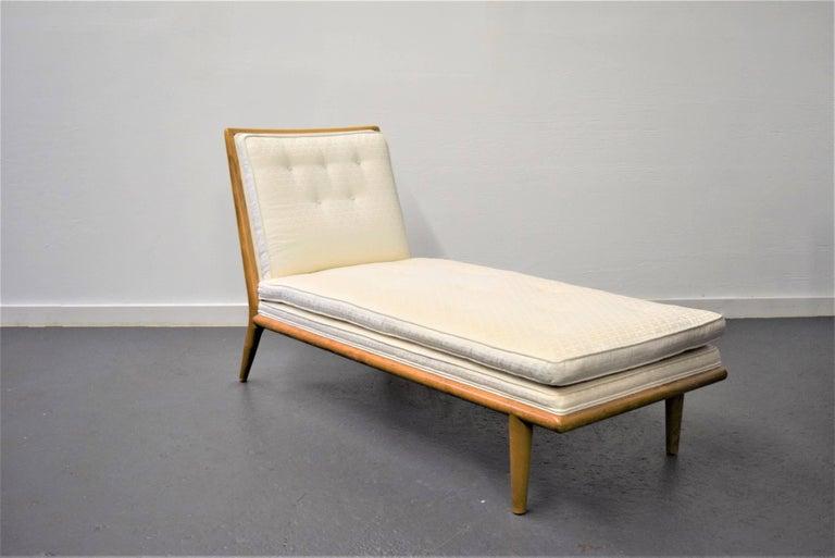 American Robsjohn-Gibbings Chaise Lounge for Widdicomb For Sale