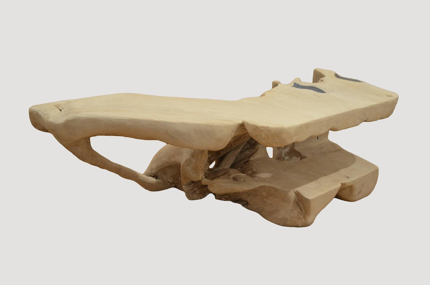 Organic Coffee Table At 1stdibs