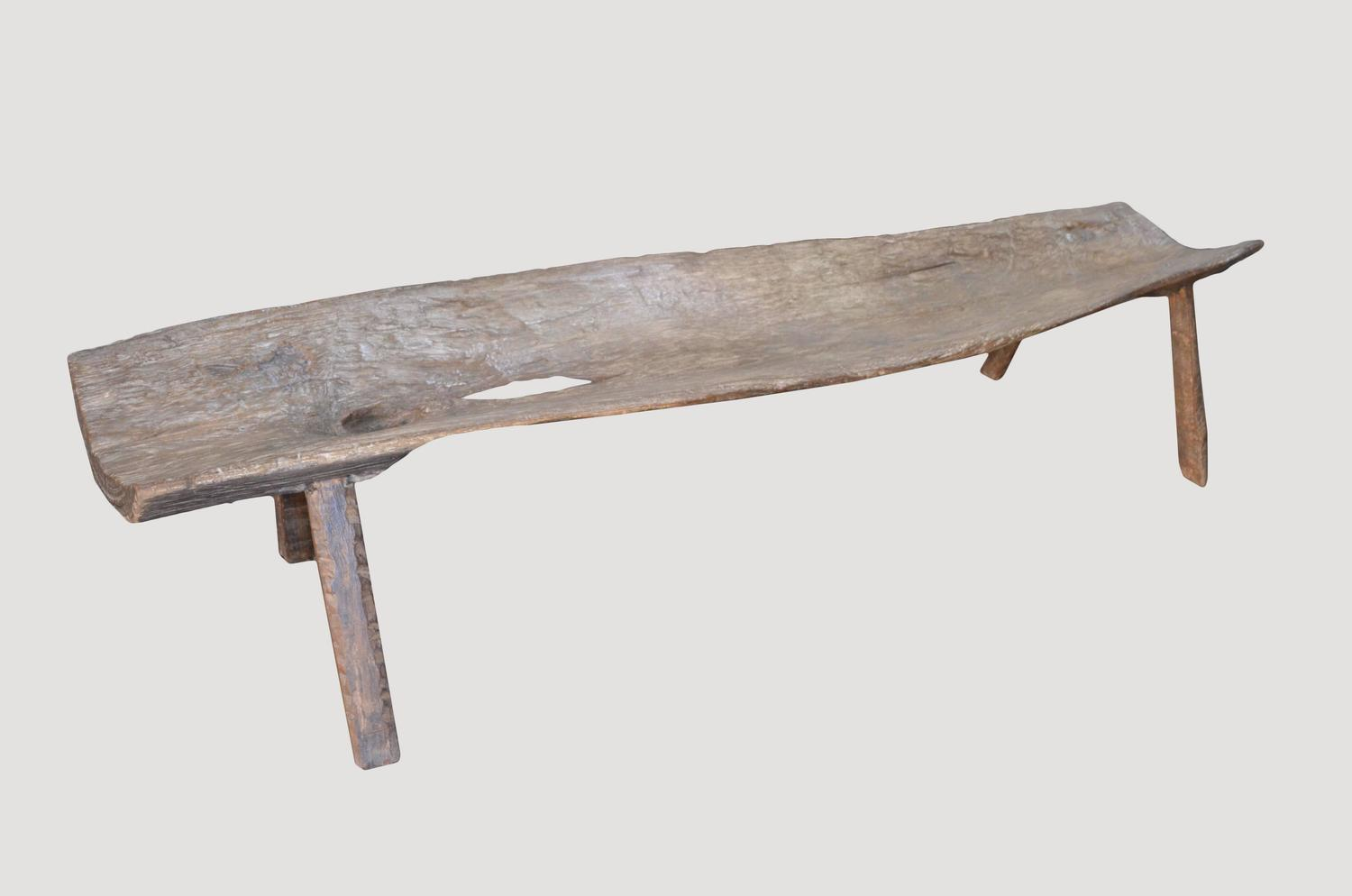 wabi sabi bench at 1stdibs