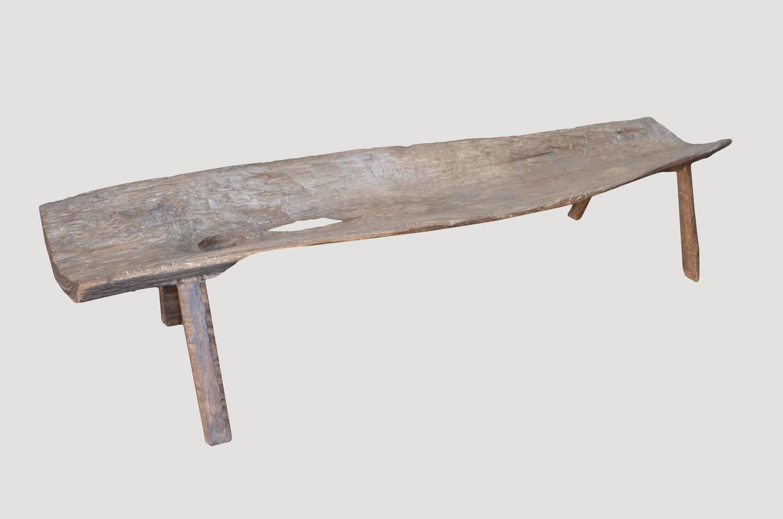 wabi sabi bench at 1stdibs