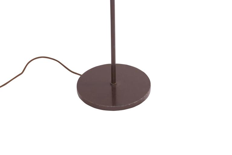 Poul Henningsen 'Snowdrop' Ph 3/2 Standard Floor Lamp, 1931 In Excellent Condition For Sale In Copenhagen, DK