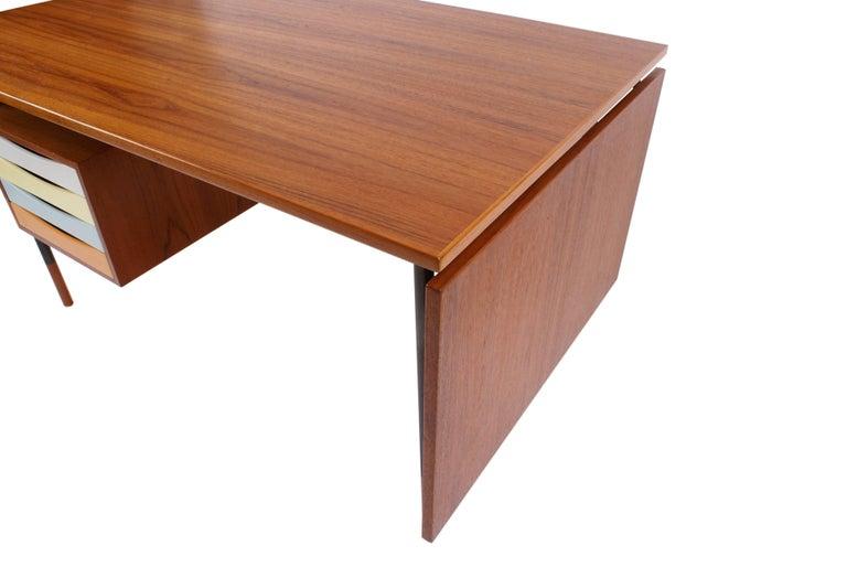 Mid-20th Century Finn Juhl Desk in Teak for Bovirke, Model BO69, 1953 For Sale