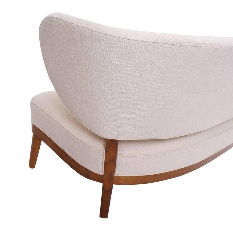 Otto Schulz Sculptural Sofa for Jio Mobler, 1950s For Sale 2