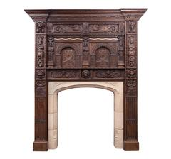 Jacobean Fire Surround