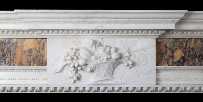 Irish Georgian Fireplace In Excellent Condition For Sale In Tyrone, Northern Ireland