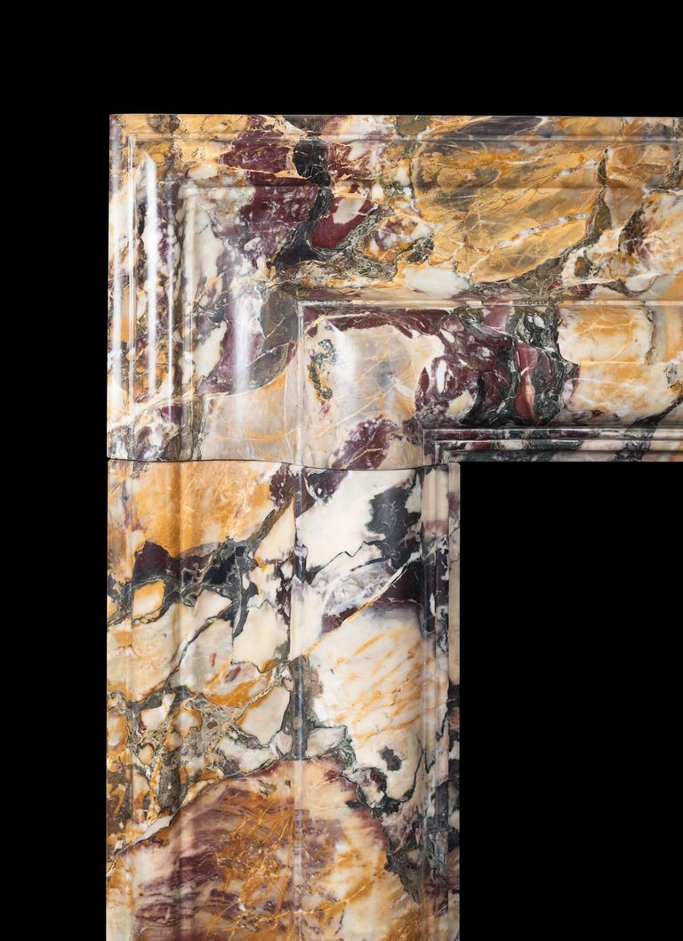 Marble Bolection Fireplace 2