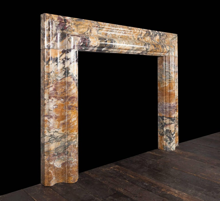 Marble Bolection Fireplace 5