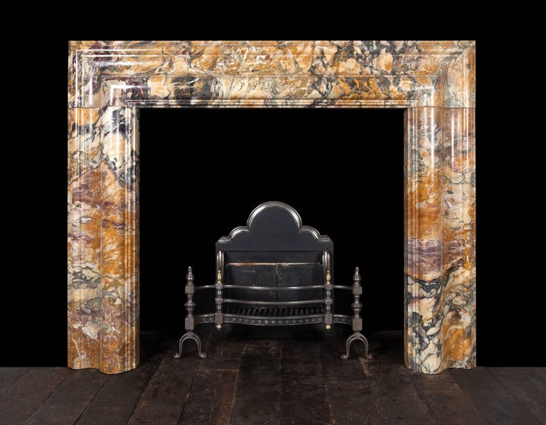 Marble Bolection Fireplace 6