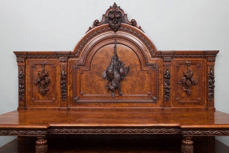 Large Antique Sideboard For Sale 1