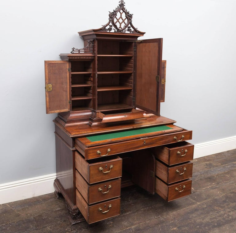 Chippendale Dressing Chest For Sale