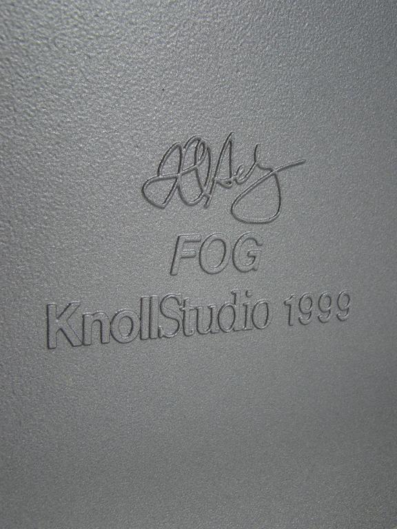 Frank Gehry For Knoll Studio Limited Edition Fog Bar