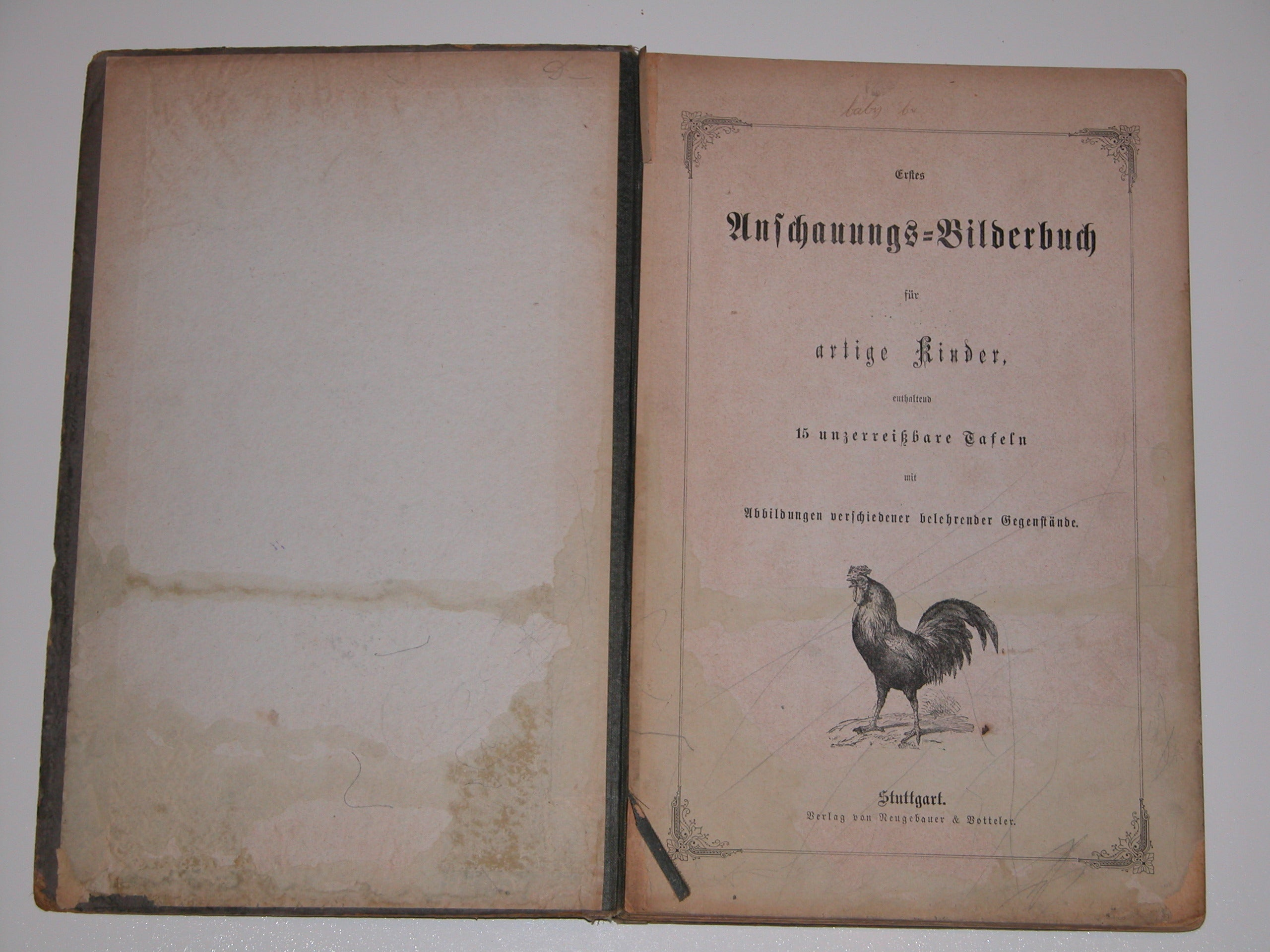 19th Century German \