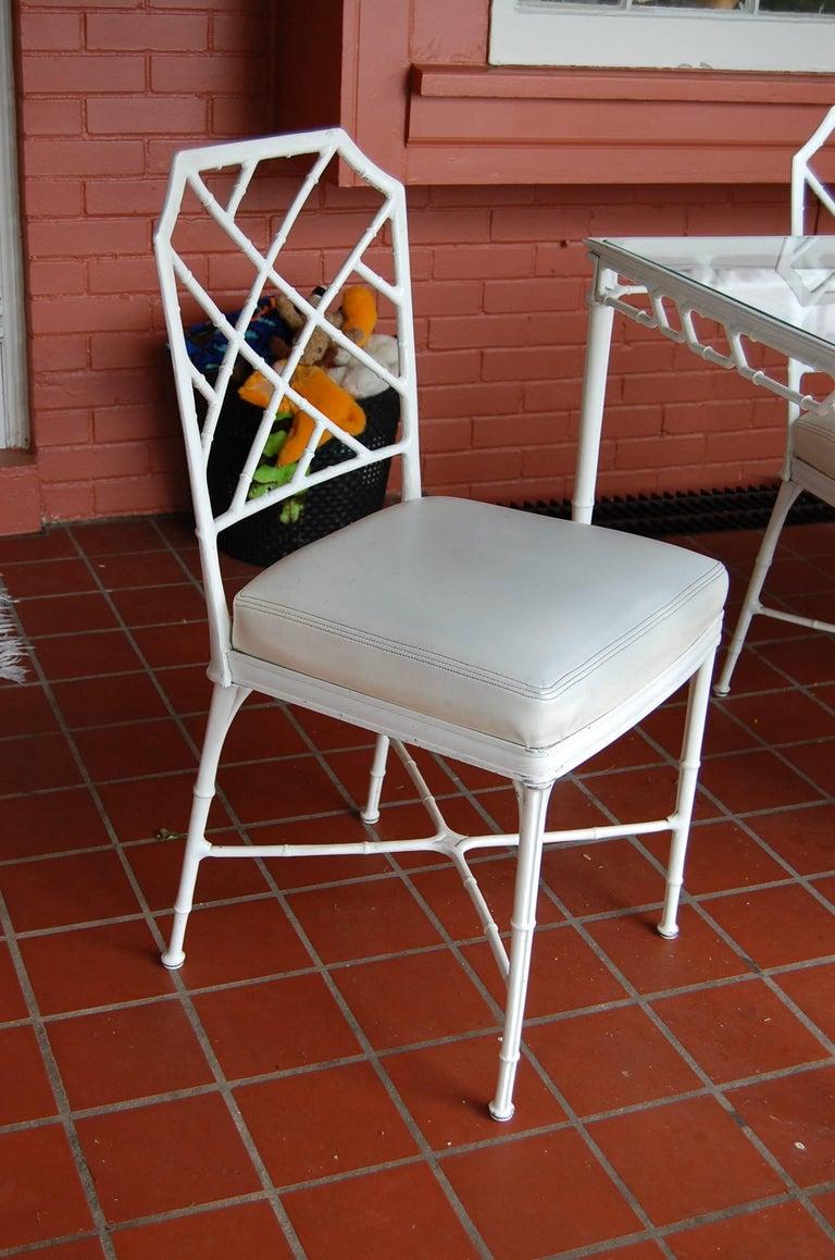 Brown Jordan Quot Calcutta Quot Aluminum Rectangular Table With