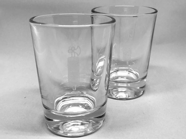 Early 20th Century Pair of Italian Republic Military Glasses For Sale